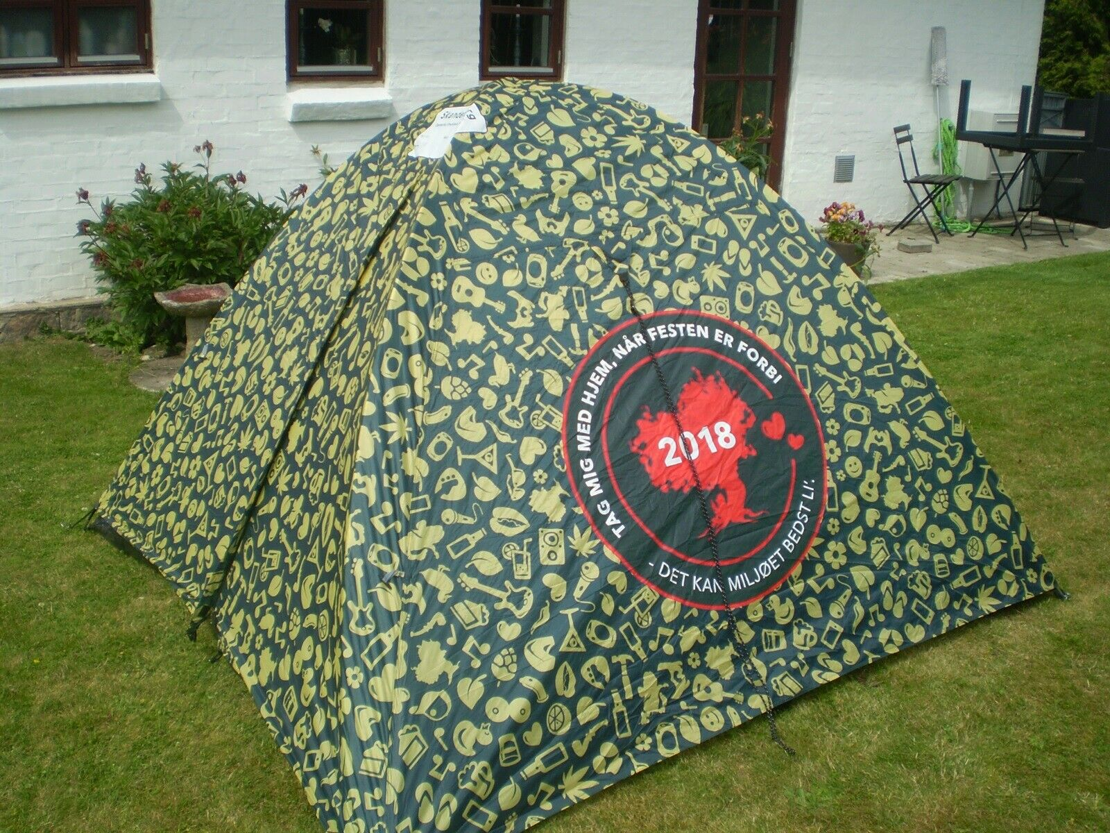 Festival telt – dba.dk – Køb og Salg af Nyt og Brugt
