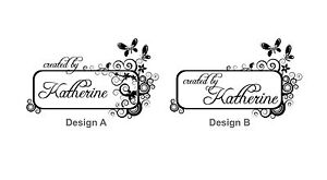 UNMOUNTED-PERSONALIZED-CREATED-BY-CUSTOM-RUBBER-STAMPS-C96