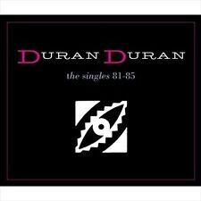 NEW - Singles 81-85 by DURAN DURAN