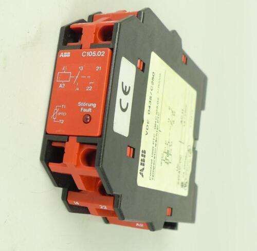 .PP774 Control Unit PTC Thermistor ABB GH C105.02