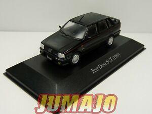 AQV14J-Voiture-1-43-SALVAT-Inolvidables-80-90-FIAT-DUNA-SCX-1989