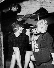 "Cilla Black at the Cavern Club 10"" x 8"" Photograph no 13"