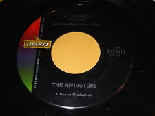 The Rivingtons: My Reward / Kickapoo Joy Juice 45