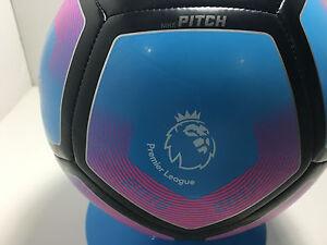 New-Nike-Premier-League-Soccer-Training-Ball-Blue-Purple-Size-5-SC2994-400