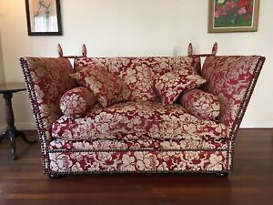 2 Seat George Smith Knole Sofa Ebay