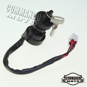 Ignition Key Switch  for  YAMAHA YFM 400 KODIAK AWD 4x4 2003 2004 2005 2006