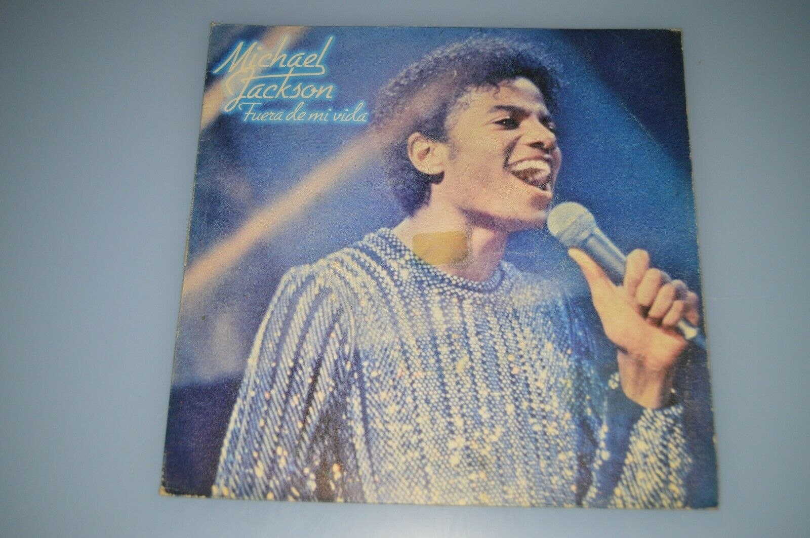Michael Jackson – Fuera De Mi Vida She's Out Of My Life...