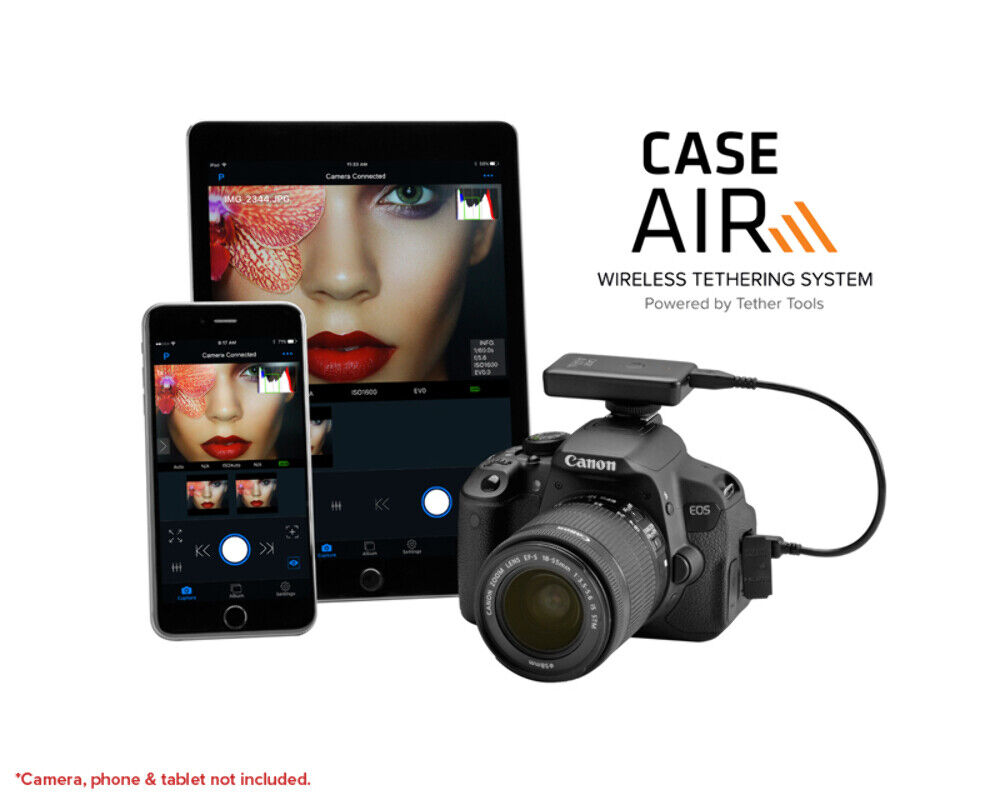 TetherTools Case Air Wireless Tethering System