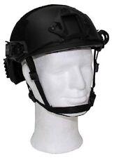US MICH TC2001 Army Helmet Helm FAST with Rails black