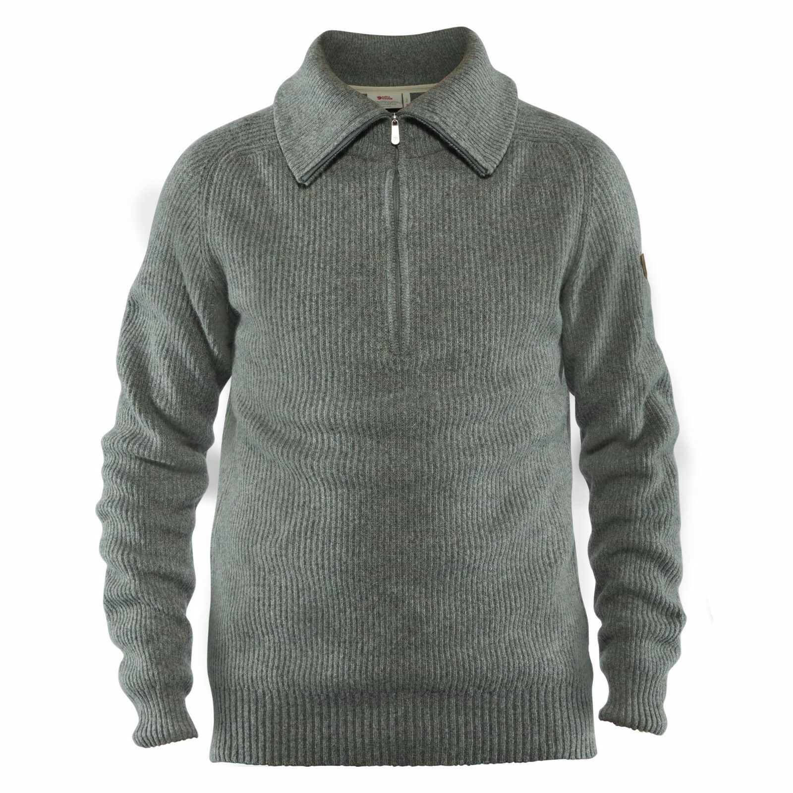 Fjäll Räven Greenland Re-Wool Sweater Men Knitted Sweater Recycled Wool