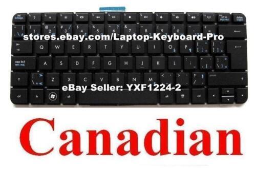 CA Keyboard for HP TouchSmart tm2 tm2-1000 tm2-1070ca tm2-2050ca tm2-2150ca