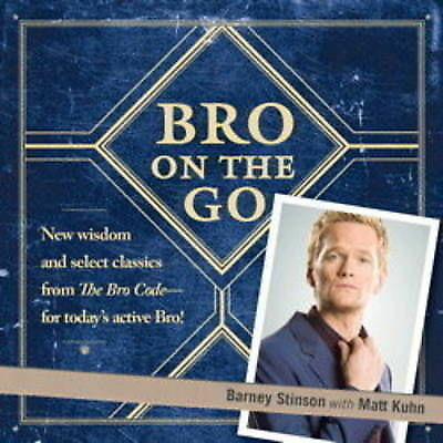 BRO ON THE GO Barney Stinson How I Met Your Mother NEW
