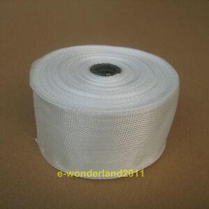 "Fiberglass Cloth Tape 2/"" wide 16 Yards 5cmx15m Glass Fiber Plain Wea E-Glass"
