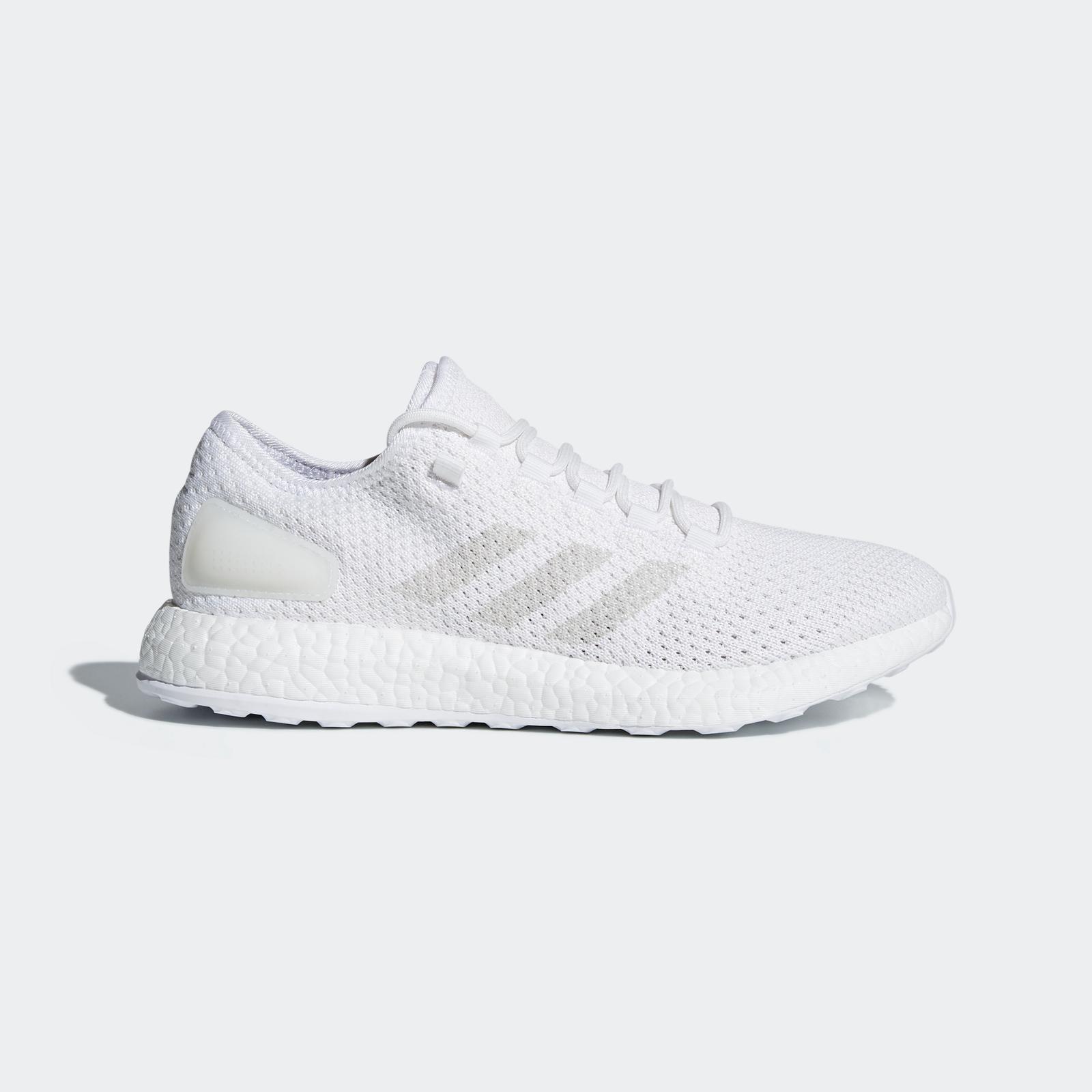 Adidas Pureboost Clima China [CM8236] Men Running Shoes White/Grey