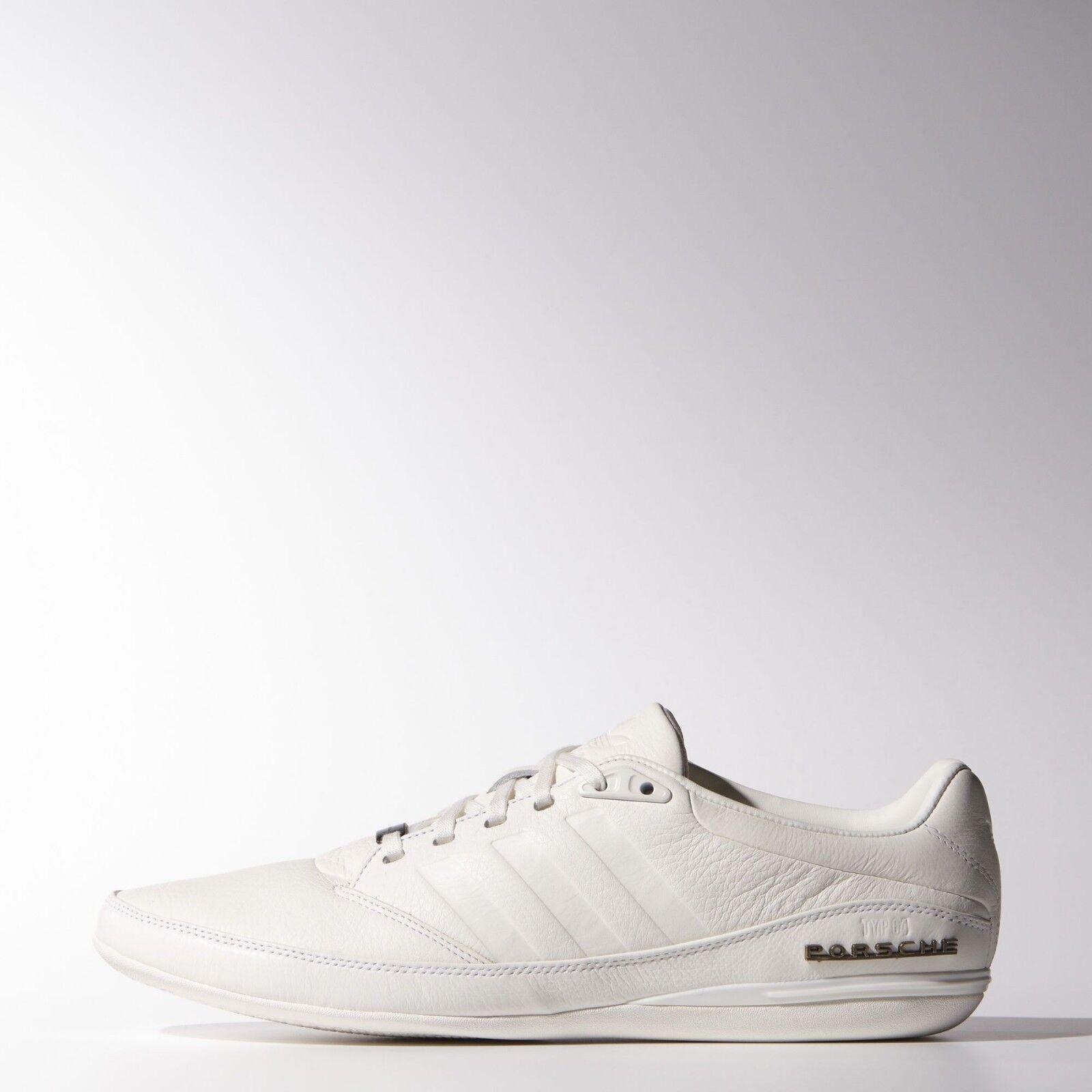 Nuevas Adidas Porsche Typ 64 2.0 Zapatos Tenis blancoos De Cuero