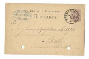 13371-1880-5-Pfg-DR-Bremen-6-7-N-Lorch