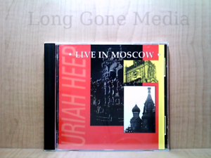 Live In Moscow By Uriah Heep Cd 1994 Griffin Music 54421023827 Ebay
