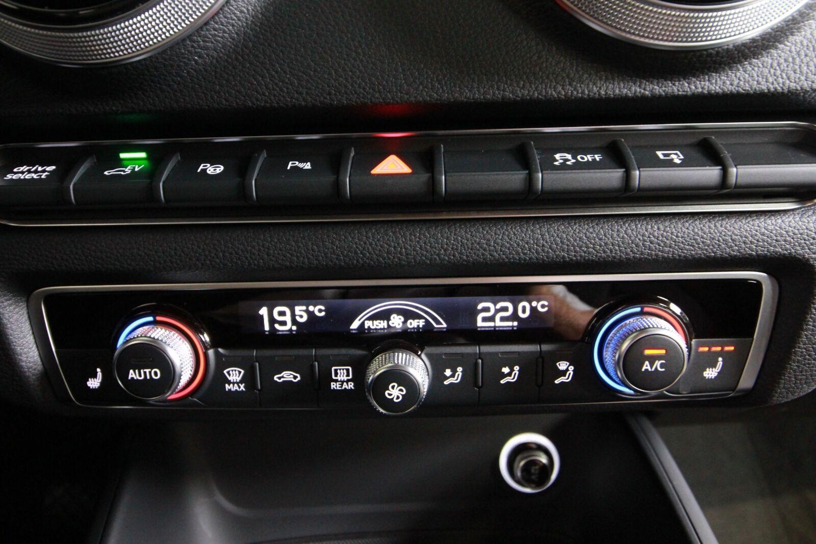 Audi A3 e-tron Sport SB S-tr.