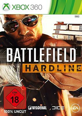 xbox 360 spiel battlefield hardline neuware ebay. Black Bedroom Furniture Sets. Home Design Ideas