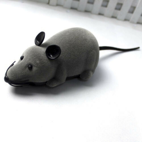 Dogs Black For Hot RC Kids Remote New Dog Gift Mouse Wireless Control Mice