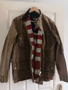 Barbour-international-wax-jacket-xl-brown