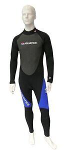 Aquatics-Neoprenanzug-zum-Tauchen-Surfen-Kiten-etc-7mm-fuer-Herren