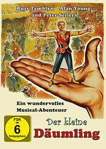 Der-kleine-Daeumling-das-Original-Erstauflage-Neuware-Peter-Sellers-1958