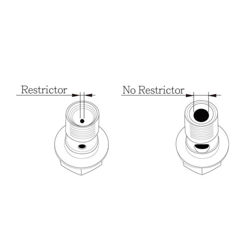 6AN water banjo bolt Kit  M12x1.25mm For MHI TF035 TD04 TD04HL Series