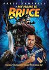 My Name Is Bruce 0014381371529 DVD Region 1