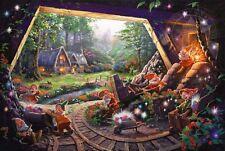 Disney Snow White and the Seven Dwarfs Cross Stitch Chart