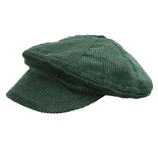 53832c7d852 Corduroy Sailor Captain Fisherman Cap Costume Hat Fiddler Linen Caps Yacht  Boat