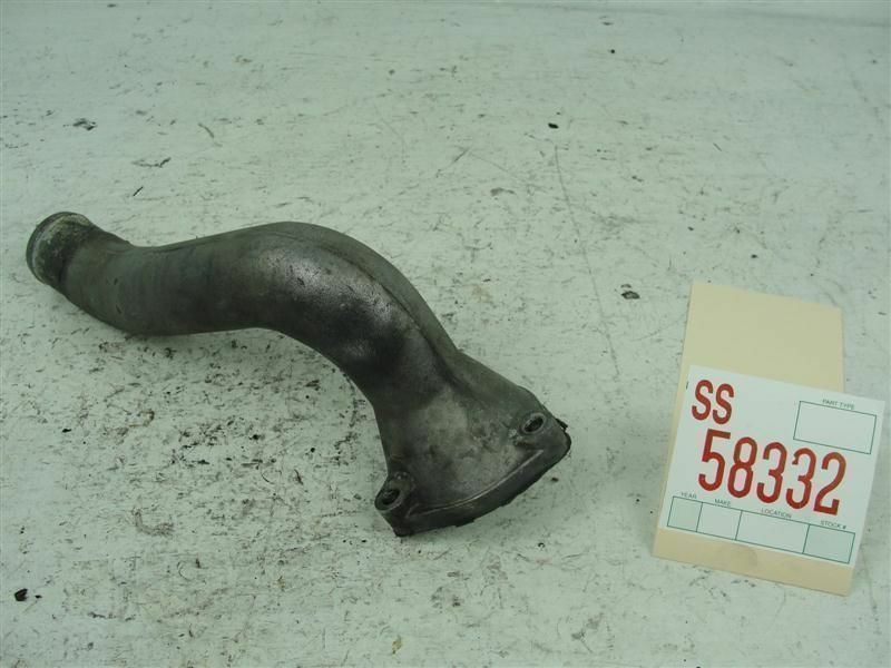 Nissan 300zx Thermostat Housing Radiator Hose Tube Pipe Cover Outlet Rhebay: Thermostat Location On Nissan 300zx At Gmaili.net