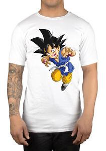 Super Goku Dragon Ball Z Anime T shirt Dbz Dragonball Air Majin Son Goku