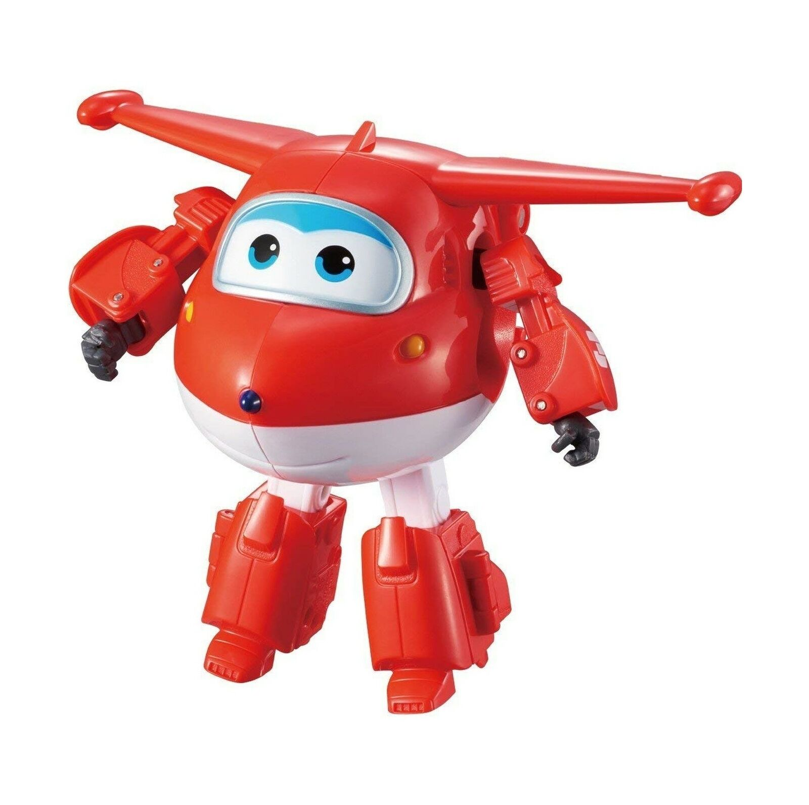 Super Wings-Transforming véhiculeSeries 2Agent ChaceavionBot5...