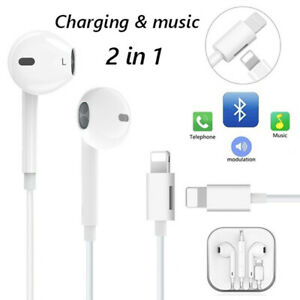 Apple-iPhone-7-8-X-7-plus-Genuine-Earbuds-Headphones-with-Lightning-Connector