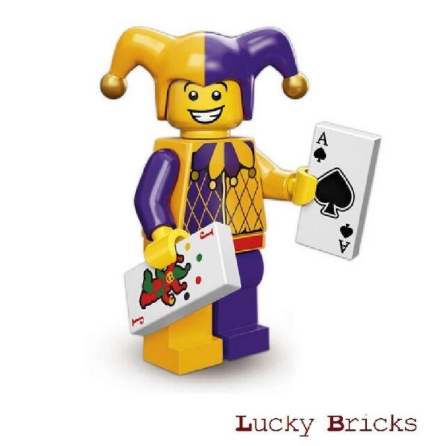 Hofnarr LEGO® Minifiguren 71007 Serie 12