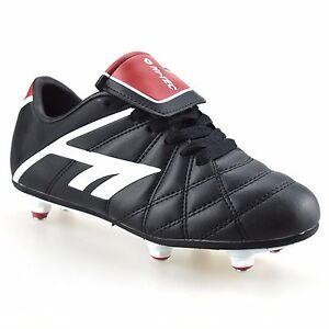 Boys Kids New Hi Tec League Pro Football Boots Sports Trainers Studs