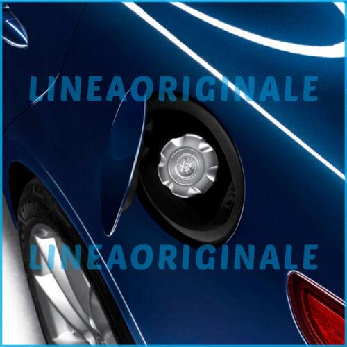 Tappo Carburante ORIGINALE Alfa Romeo Giulia e Stelvio Diesel alluminio gasoline