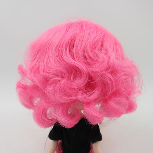 """Takara 12/"""" Neo Blythe Nude Doll Curly Hair from Factory TBY179"""