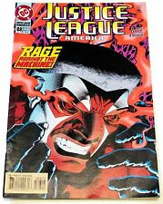 Justice League America: Rage Against The Machines Vol. 88 May 1994