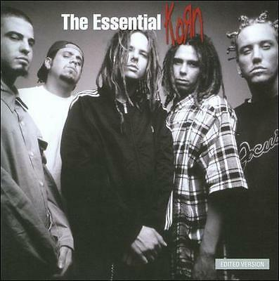 The Essential Korn [PA] by Korn (CD, May-2011, 2 Discs, Epic (USA))