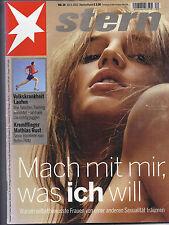 """Zeitschrift """"STERN"""" 2012 Math. Rust, Crystal Meth,Hannelore Kraft, M.Zuckernberg"""