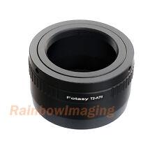 T T2 Telephoto lens to Sony E-Mount A7II A7m2 A7S II A7R II Camera Adapter