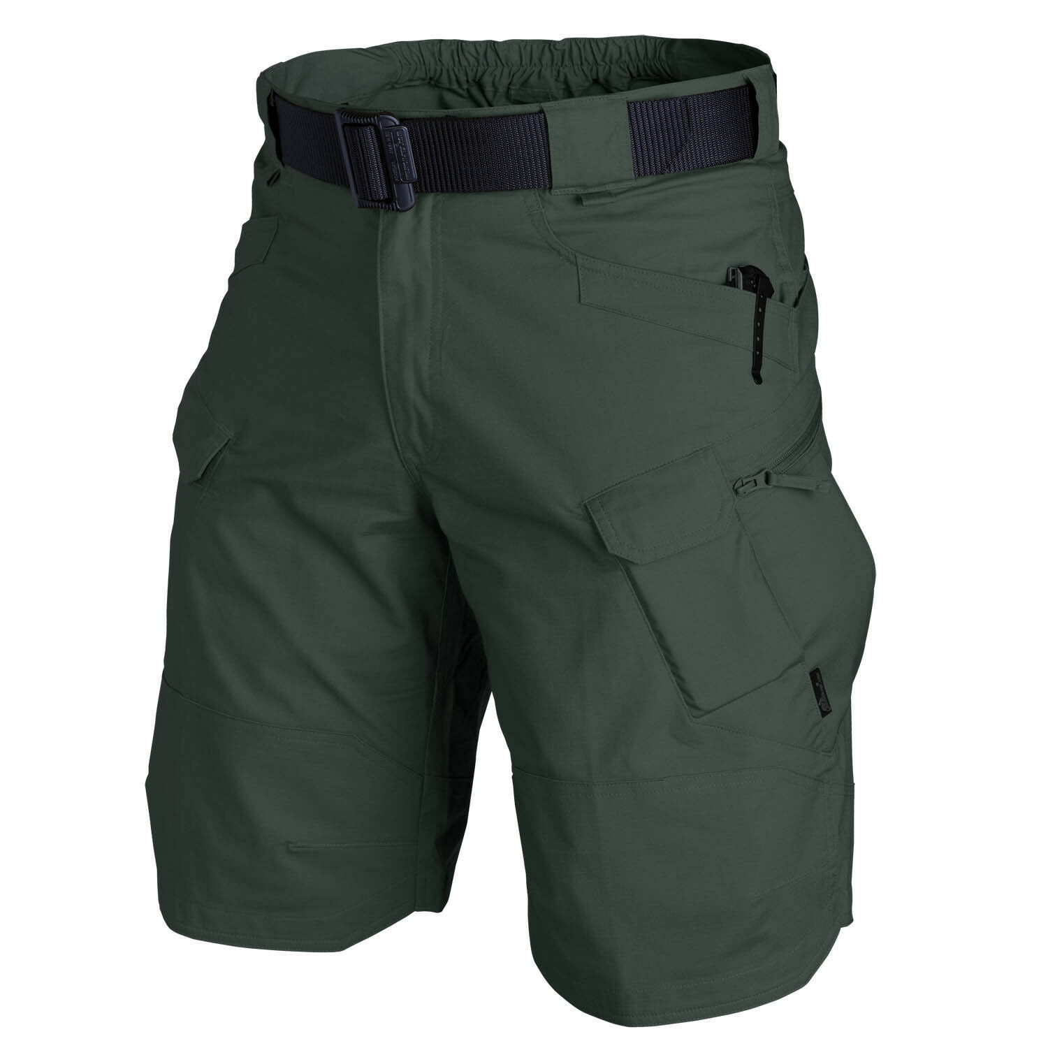 HELIKON Hose TEX UTP URBAN TACTICAL CARGO SHORTS PANTS Hose HELIKON kurz Jungle Grün Small d33929