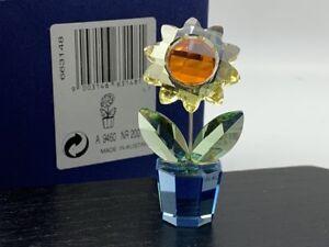 Figurine-Swarovski-663148-Fleur-Pot-de-5-5-Cm-avec-Emballage-D-039-Origine-amp