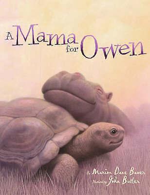 """AS NEW"" A Mummy for Owen, Bauer, Marion Dane, Book"