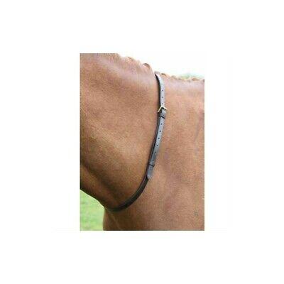 "40/"" Shires Blenheim Leather Neck Strap"