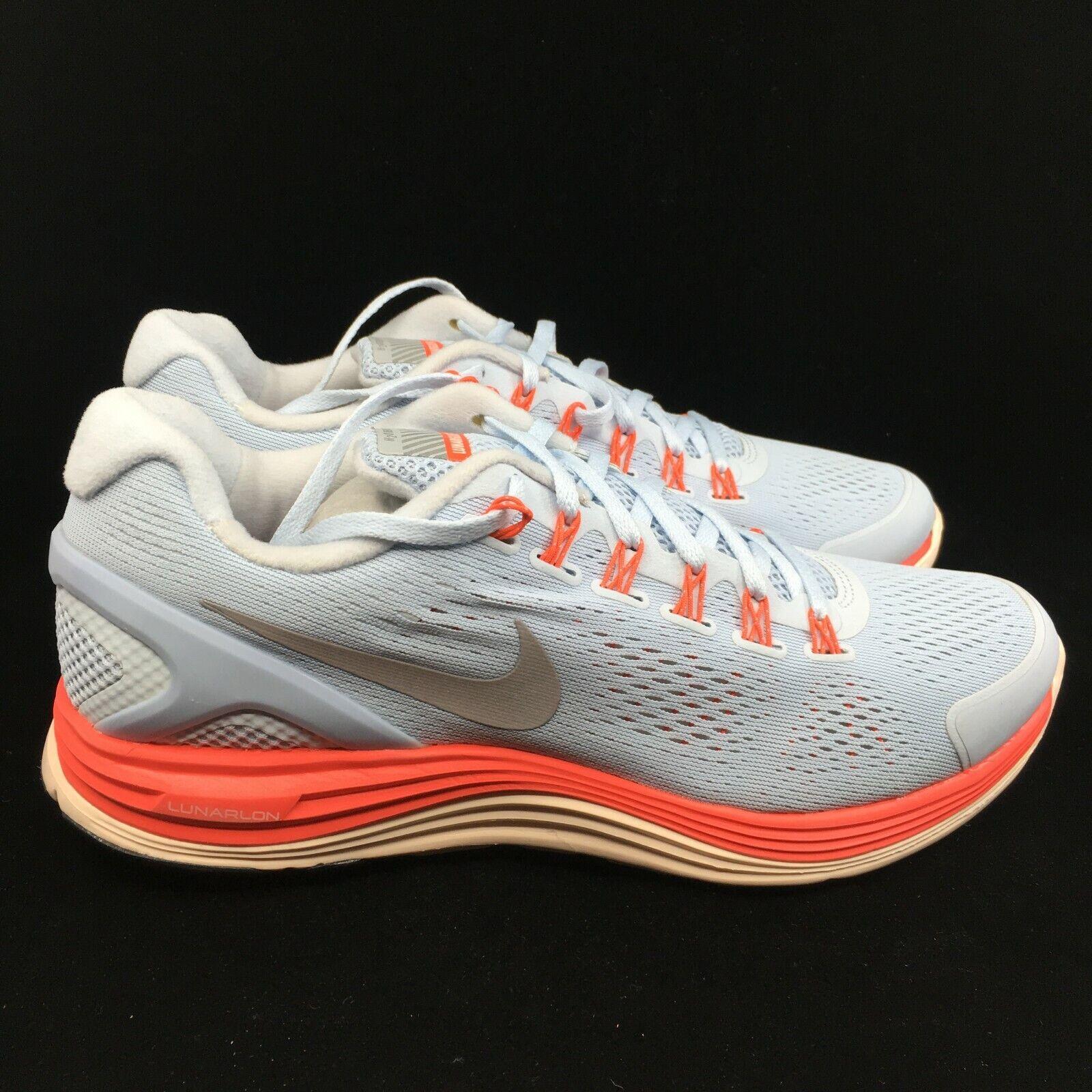 New Nike Lunarglide 4 Shield - blu  Running Light, Cross Training Wouomo 11.5  Sconto del 70%