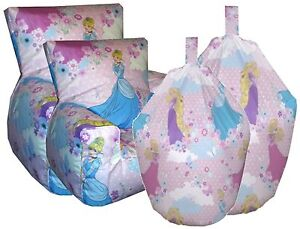 Image Is Loading Disney Princess Bean Bag Children 039 S Character