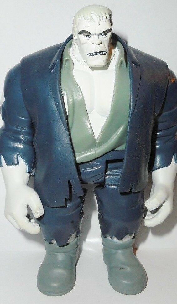 Justiz - league unlimited solomon grundy sdcc comic - con - dc - universum komplett